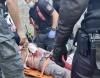 *حيفا: تخليص عامل بعد إصابته بحادث عمل*