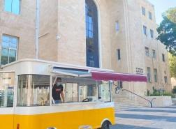 قريبا : قريبا مشروع الفود ترك ( عربات الطعام المتنقلة)!