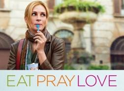 امرأة تبحث عن ذاتها في فيلم: Eat Love Pray «طعام.. حب.. صلاة»