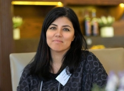 حيفا- الناشطة النسوية د. منال شلبي صاحبة مساهمة مًلهمة!
