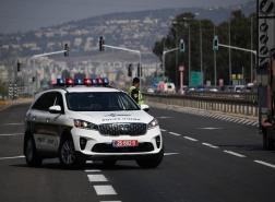 انتشار الآلاف من أفراد الشرطة وحرس الحدود!