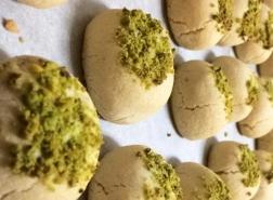 بسكوت الطحينة الصحي - من مطبخ الماما انعام