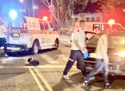 حيفا : اصابة متوسطة بحادث طرق فجر اليوم!