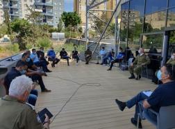 بلدية حيفا تنظم لقاءات لمواجهة جائحة كورونا في الأحياء العربية