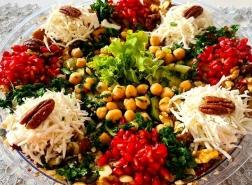 سلطة صحية - تقديم الطاهية وصانعة الحلوى الارمنية أربينيه ديمارجيان #حيفا