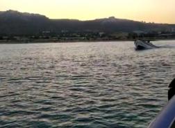 حيفا - تغريم قارب صيد في منطقة الشواطئ المرخصة !