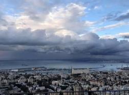 الطقس في مدينة حيفا