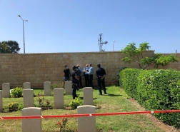 زوجان من الشمال مشتبهان بالتسبب بوفاة طفلتهما ورمي جثتها بمقبرة في حيفا