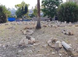اعمال تنظيف وصيانة لمقبرتي الاستقلال الاسلاميّة في حيفا بالتعاون مع بلديّة حيفا.