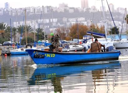 انتهاء موسم السباحة في حيفا