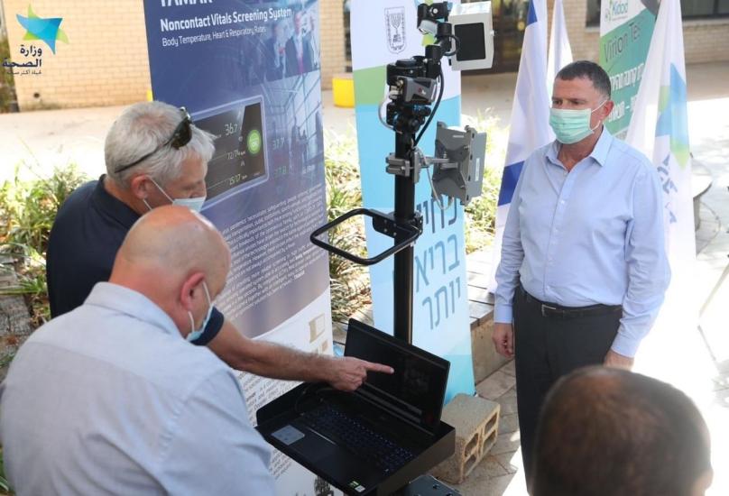تقنيات طبيّة حديثة لمكافحة الكورونا .. وزارة الصحة تعرضها