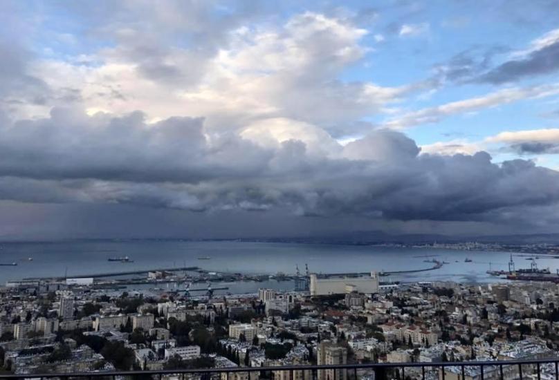 حالة الطقس في حيفا