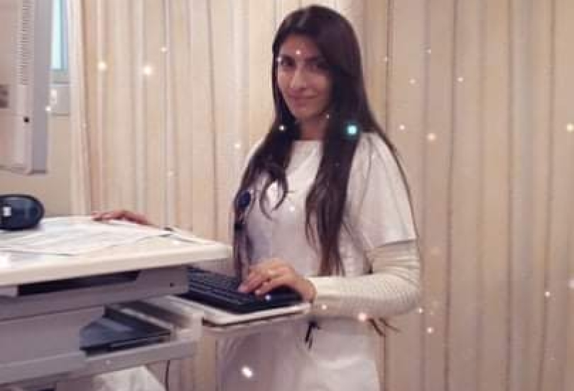 سيرة ذاتية : الممرضة اصالة اسامة حامد... طموح حدوده السماء!