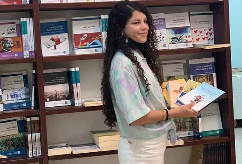 الطالبة المُبدعة هاجر بصول تفوز بمسابقة القصّة القصيرة  لعام 2021