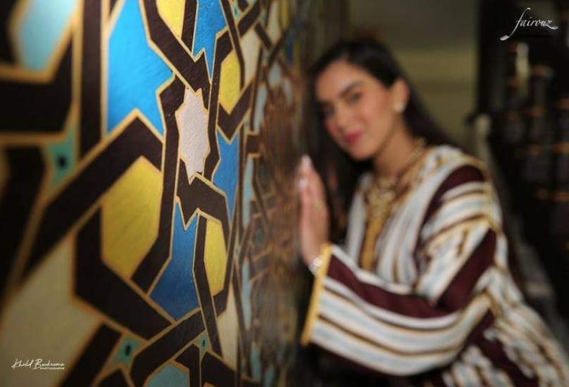 موقع حيفا الإخباري  سيرة ذاتية - المصممة المغربية المبدعة فيروز قدوري لحيفا24نت : أحب الشعب الفلسطيني      https://haifa24.net/posts/2047