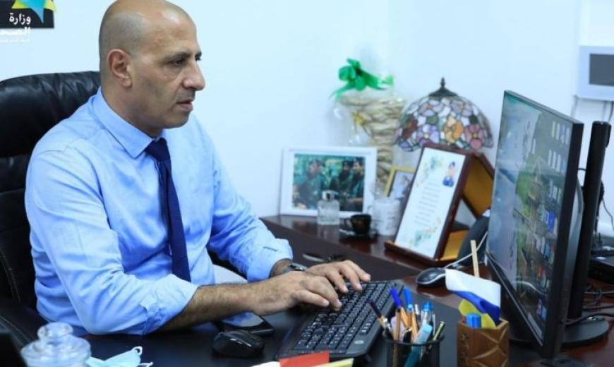 ايمن سيف: بسبة الإصابة بالوباء في المجتمع العربي انخفضت من 30% إلى 7%